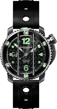 Наручные мужские часы Штурманские Nh35-1825895