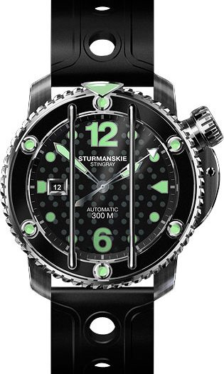 Мужские часы Штурманские NH35-1825895