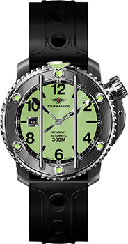Наручные мужские часы Штурманские Nh35-1825898