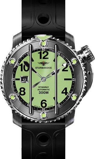 Мужские часы Штурманские NH35-1825898