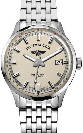 Мужские часы Штурманские NH35-1835209