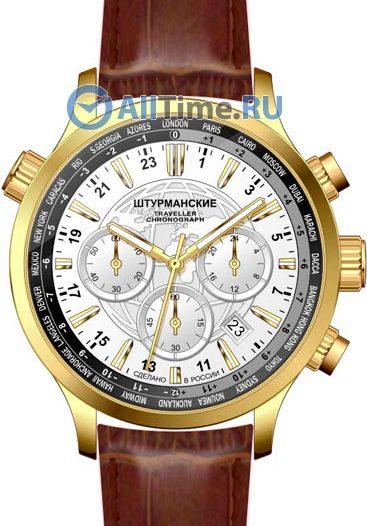 Мужские часы Штурманские VD53-3386880