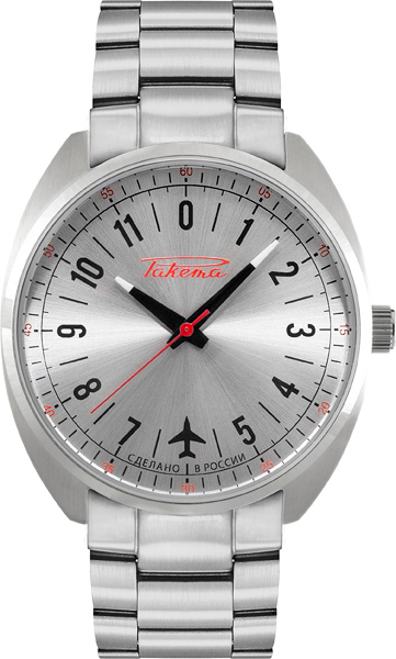 Мужские часы Ракета W-30-50-30-0162